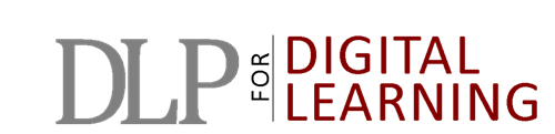 DLP for Digital Learning Logo